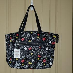 MICKEY AND MINNIE TOTE